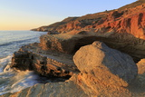 Coastline in Cabrillo National Monument