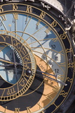 Town Hall Clock (Astronomical Clock)  Old Town Square  Old Town  Prague  Czech Republic  Europe