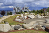 Chinese Reconciliation Park  Tacoma  Washington State  United States of America  North America