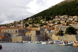 The Old Town of Dubrovnik  UNESCO World Heritage Site  Croatia  Europe