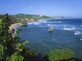 Bathsheba Coastline  Barbados East Coast