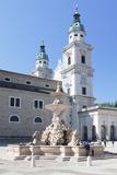 Residenzplatz Square