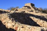 Tuzigoot National Monument  Clarkdale  Arizona  United States of America  North America