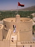 Rostaq Fort  Oman  Middle East
