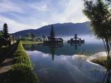 Hindu Temples at Lake Bratan  Pura Ulu Danau  Bali