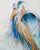 New Blue Heron II