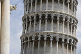 Leaning Tower of Pisa  Tuscany  Italy