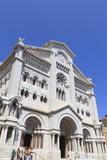 Monaco Cathedral  Monaco-Ville  Monaco  Europe