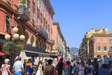Place Massena  Nice  Alpes-Maritimes  Provence  Cote D'Azur  French Riviera  France  Europe