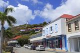 Republic Street in Gustavia