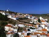 Hill Town of Odeceixe  Algarve  Portugal