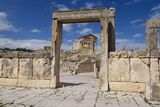 Looking Towards the Capitolium (Temple to the Three Main Gods)