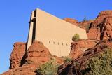 Chapel of the Holy Cross  Sedona  Arizona  United States of America  North America
