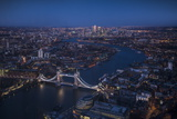 View from the Shard  London  England  United Kingdom  Europe