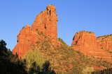 Rock Formations in Oak Creek Village  Sedona  Arizona  United States of America  North America