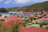 Gustavia  St Barthelemy (St Barts)  Leeward Islands  West Indies  Caribbean  Central America