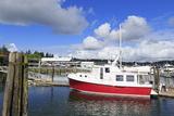 Gig Harbor Marina  Tacoma  Washington State  United States of America  North America