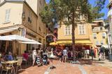 The Old Town  Monaco-Ville  Monaco  Europe
