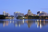 Mirror Lake  St Petersburg  Tampa  Florida  United States of America  North America