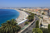 Baie Des Anges and Promenade Anglais