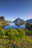 The Picturesque Fishing Village of Reine