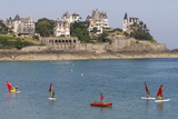 Dinard Bay  Brittany  France  Europe