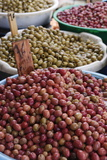 Olives in the Souk  Essaouira  Atlantic Coast  Morocco  North Africa  Africa