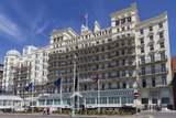 Grand Hotel  Brighton  Sussex  England  United Kingdom  Europe
