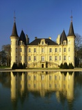 Chateau Pichon Longueville  Medoc  Gironde  France