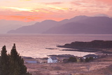 The Sound of Sleat During Sunrise from the Isle of Skye