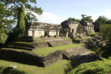 Palenque  UNESCO World Heritage Site  Mexico  North America