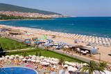 Slanchev Bryag (Sunny Beach)  Between Varna and Burgas  Black Sea Coast  Bulgaria  Europe
