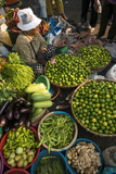 Fresh Fruit and Vegetables at Food Market  Phnom Penh  Cambodia  Indochina  Southeast Asia  Asia