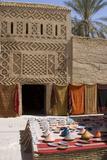 Medina and Crafts  Tozeur  Tunisia  North Africa  Africa