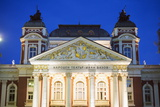 Ivan Vazov National Theatre  Sofia  Bulgaria  Europe