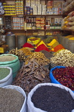 Spice Store  Medina  Fes  Morocco  North Africa  Africa