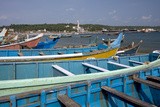 Fishing Boats  Vizhinjam  Trivandrum  Kerala  India  Asia