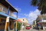 Rue Jeanne D'Arc in Gustavia
