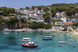 Votsi Bay  Alonnisos  Sporades  Greek Islands  Greece  Europe
