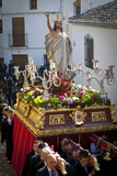 Easter Procession  Ronda  Cadiz Province  Andalusia  Spain  Europe