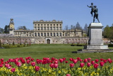 Cliveden House from Parterre  Buckinghamshire  England  United Kingdom  Europe