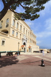 Palais Princier  Monaco-Ville  Monaco  Europe