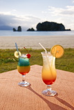 Beachfront Cocktails at Pantai Tanjung Rhu