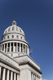 The Capitol  Havana  Cuba  West Indies  Central America