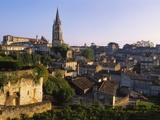 St Emilion  Gironde  Aquitaine  France