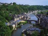 Dinan  Cotes D'Armor  Britanny  France