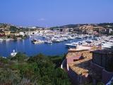 Porto Cervo  Costa Smeralda  Sardinia  Italy