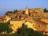 Roussillon Village  Provence  France
