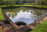 Water Gardens in the Royal Gardens at Sigiriya Rock Fortress (Lion Rock)