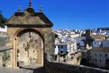 Felipe V Gate  Ronda  Andalucia  Spain